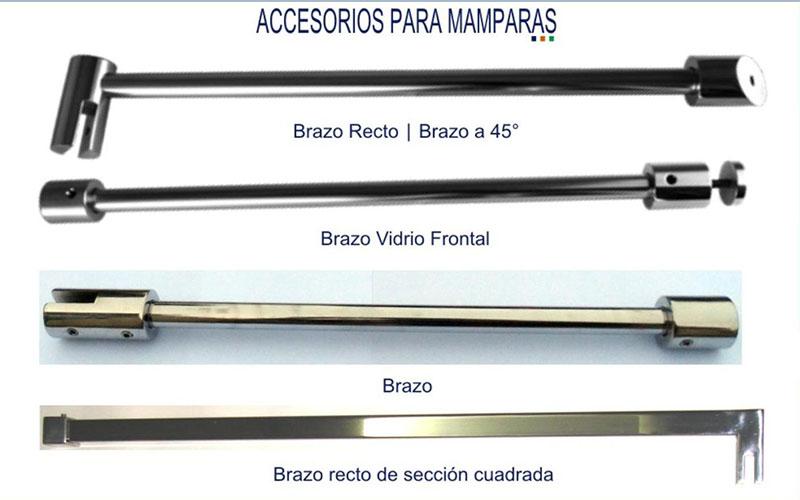 Accesorios para Mamparas