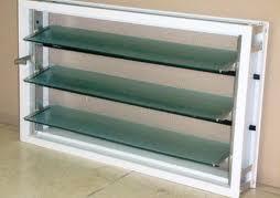Ventiluz aluminio
